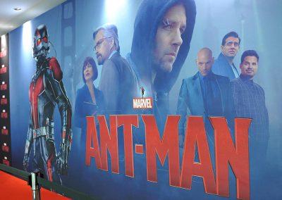 Walt Disney - AntMan Toronto Premiere - 10' x 30' Seamless Fabric Backdrop